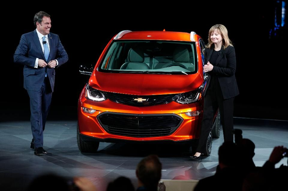 Technology Disrupters Threaten Auto Industry As Detroit Show Opens - Forbes #technology #cars, #SUV #generalmotors #chevrolet #chevy