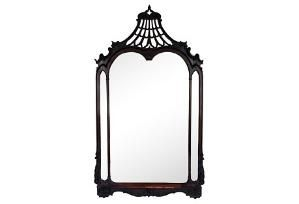 Chinese Chippendale-Style Mirror $1895.00 by One Kings Lane