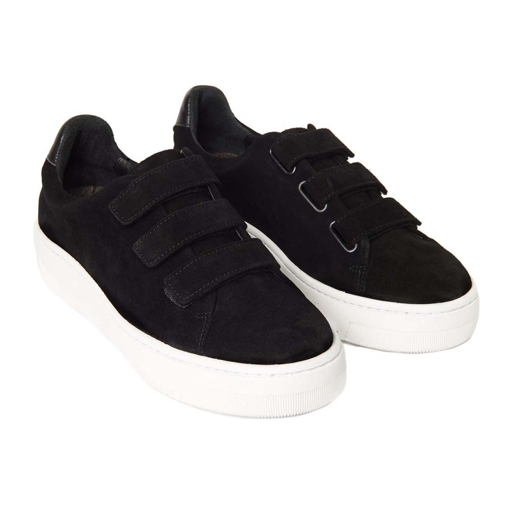 chaussure femme sandro,Site Officiel Femme Baskets En Cuir