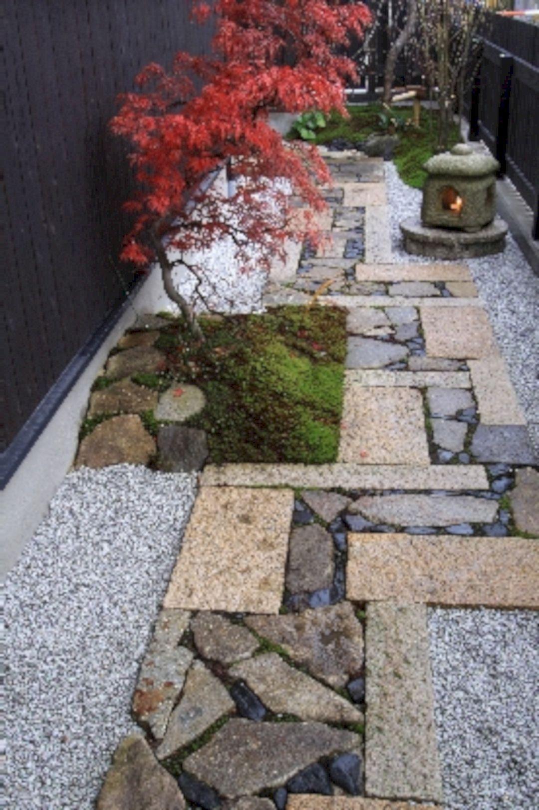 76 Beautiful Zen Garden Ideas For Backyard 390 Jardin Japonais