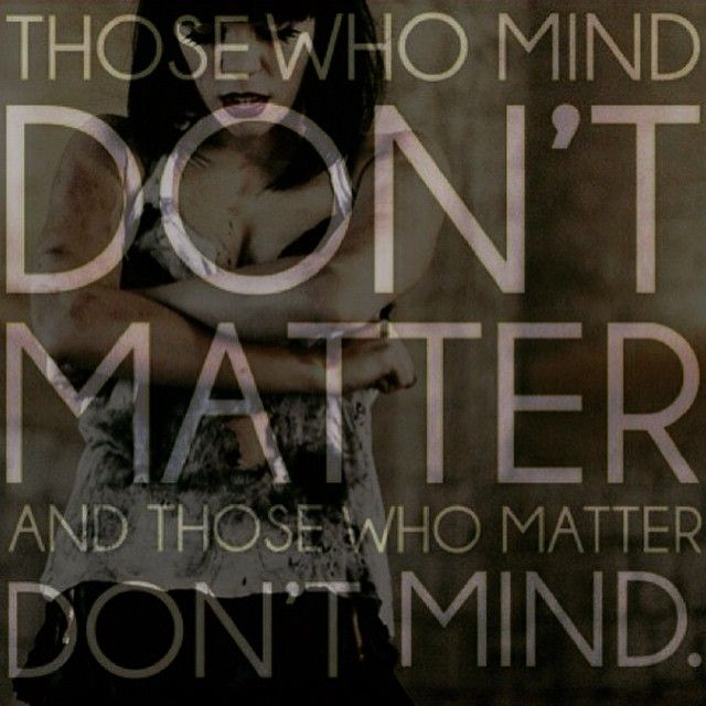 """Those who mind don't matter and those who matter don't mind"" #Masterpiece #JessieJ"