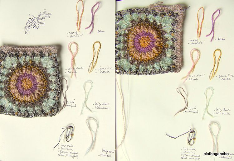 Why you need to read French crochet blogs • Toad & Feather | up ...
