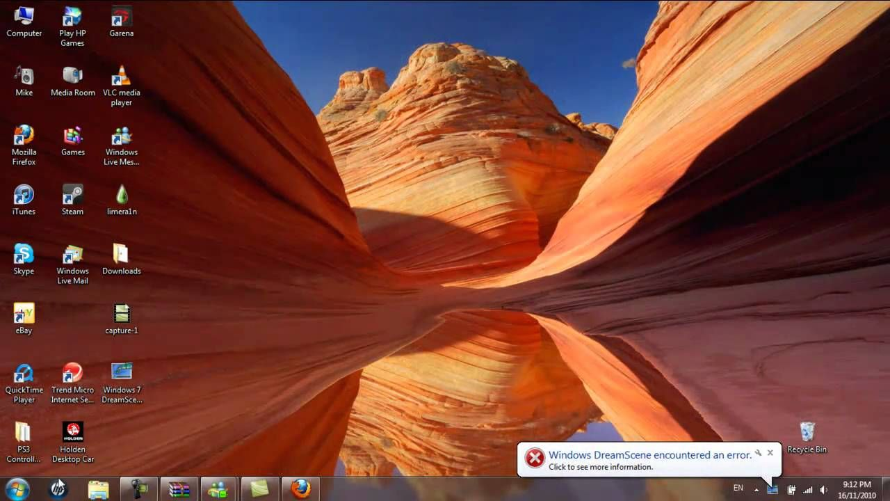 how to get video wallpapers/desktop background on windows 7 (hd