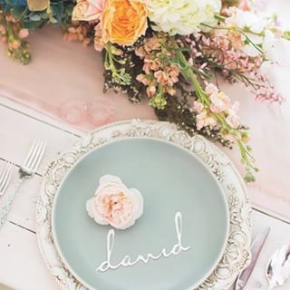 It S All In The Details Tableware By Casa De Perrin Wedding