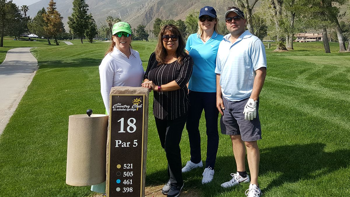 Ams Supports Soboba Casino In Raising Money For Local Charities