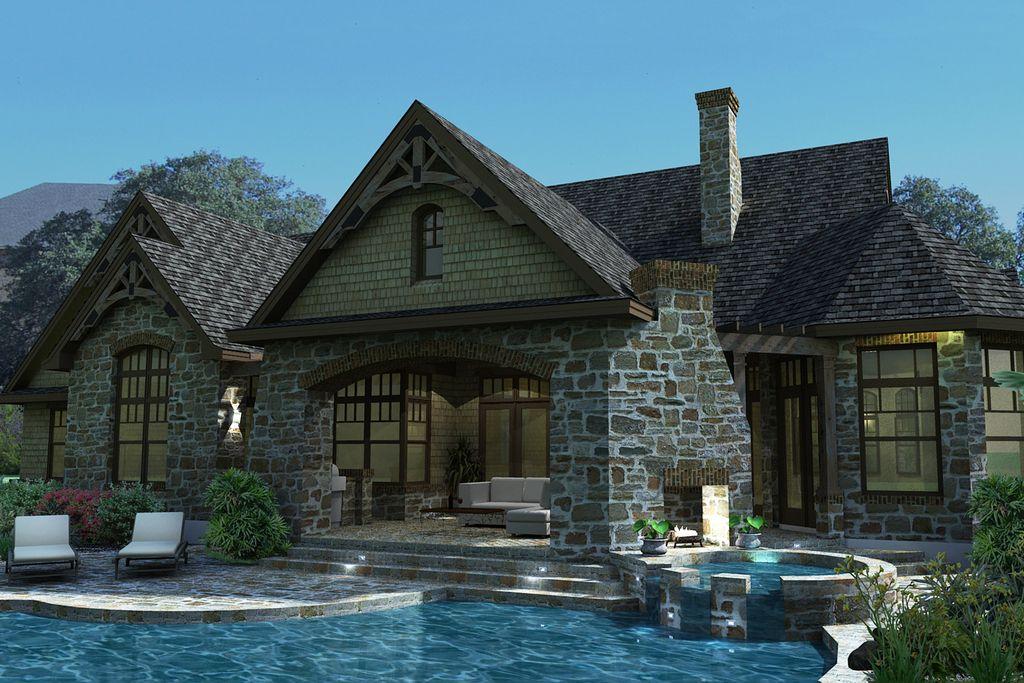 house plan 120 165 - Designer House Plan 120 165