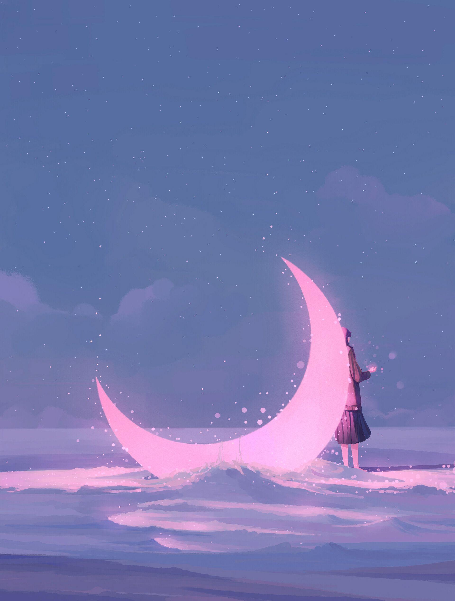 月亮星星你可爱的心, MORNCOLOUR .