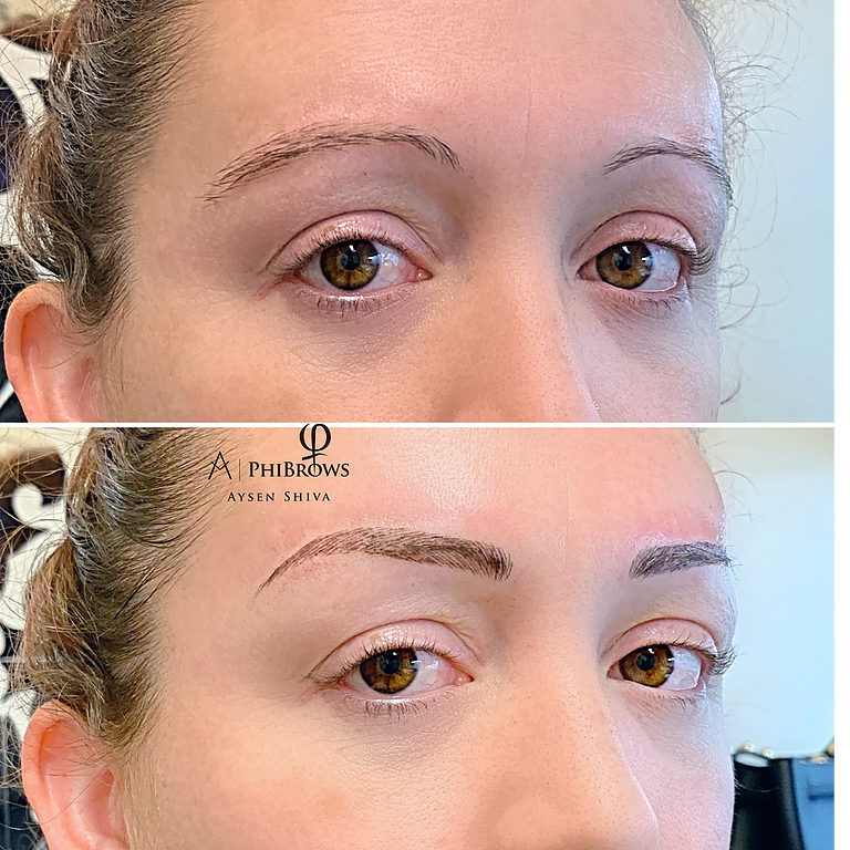 Lash Lift Bay Area San Jose Before And After Pictures