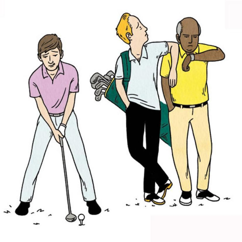 The 36 Most Common Mistakes in Golf in 2020 Golf tips