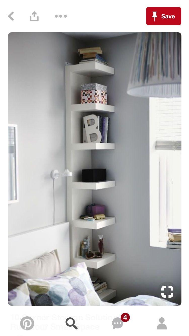 Pin by Tanisha Ganaway on decor Wall shelf unit, Small