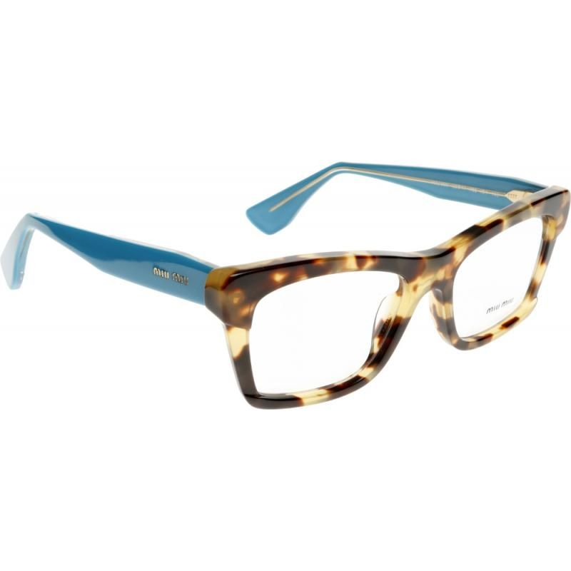 miu miu mu 08mv 7s0101 52 glasses shade station usa