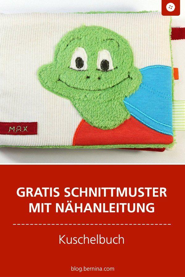 Photo of Nähanleitung für ein Kuschelbuch (Teil 1)