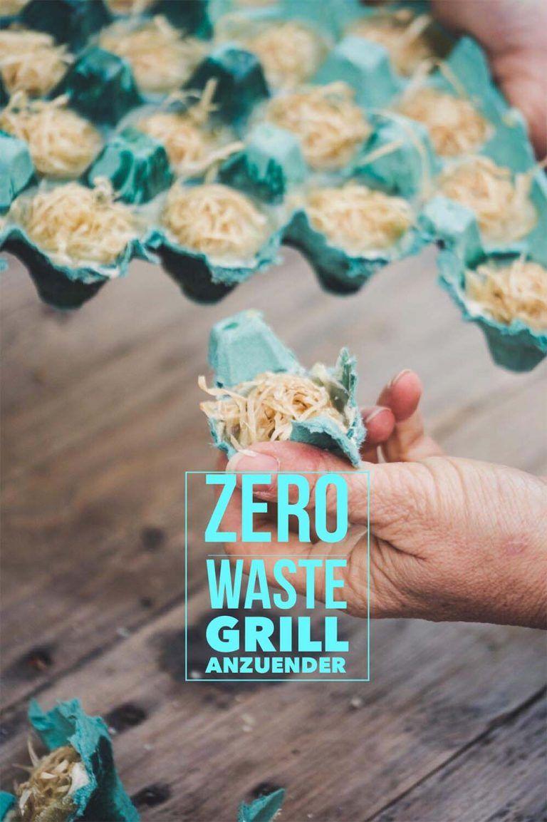 Photo of Grill- und Kaminanzünder selber machen – Zero Waste Geschenkidee