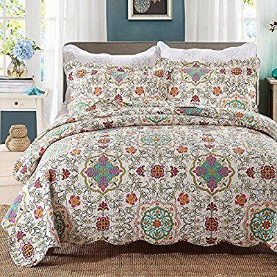 Bettüberwurf Für Doppelbett.Beddingleer Tagesdecke Patchwork Baumwolle Tagesdecken