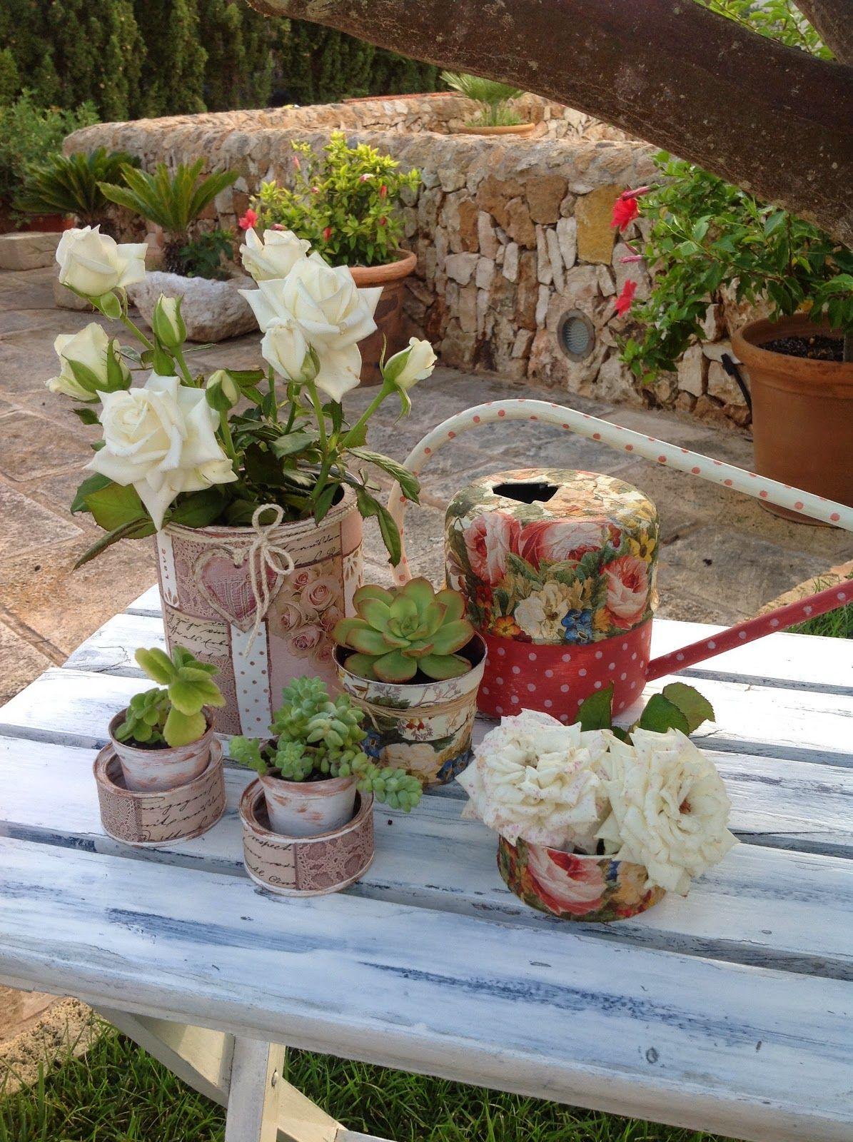 Decosurvintage: watering can