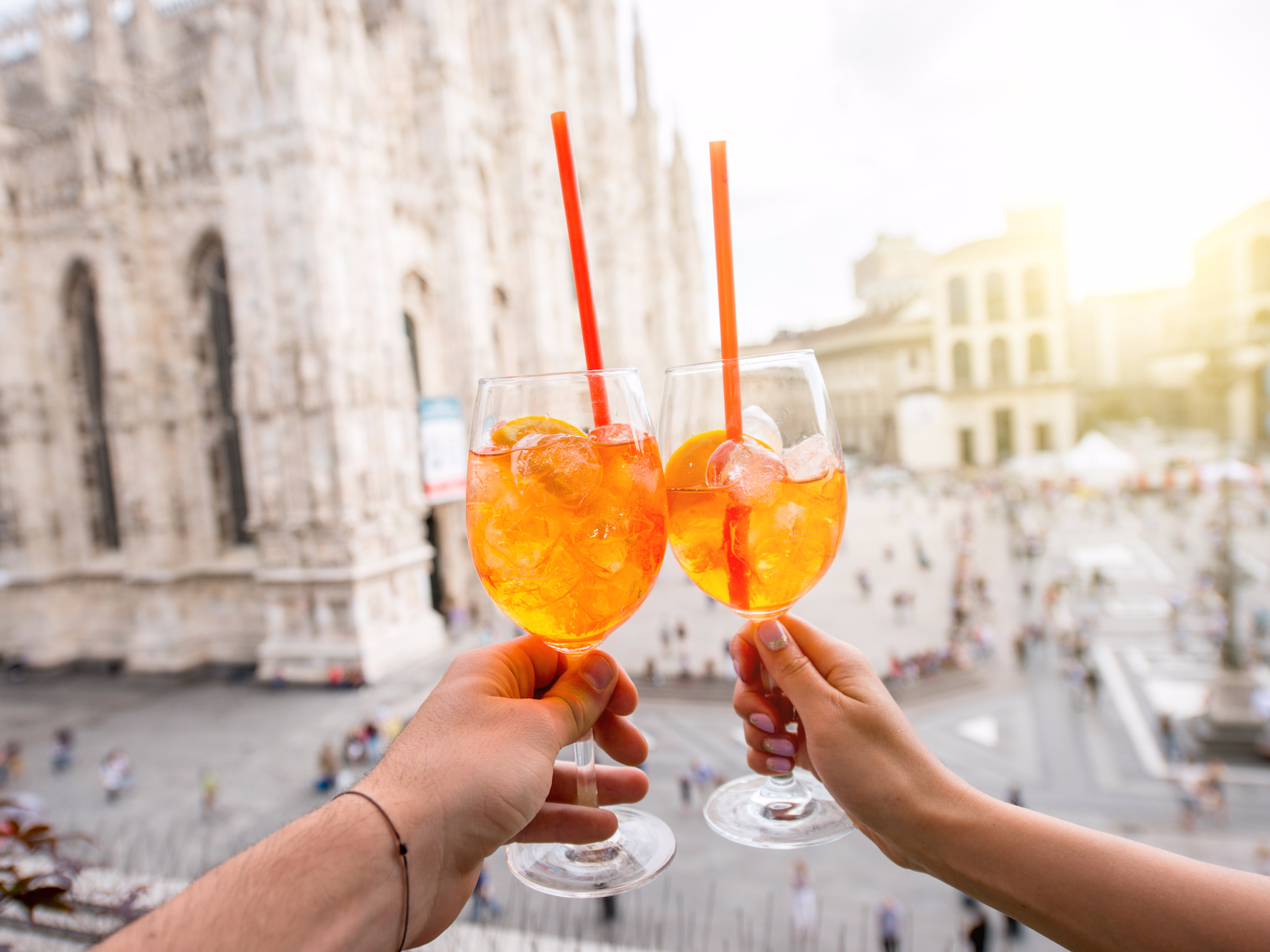 Lidl Is Selling A Drink Almost Identical To Aperol Called Bitterol For Half The Price Of The Real Thing Aperol Aperol Spritz Lidl