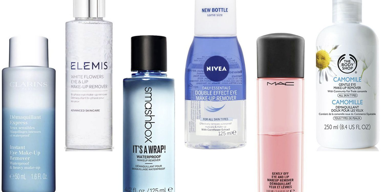 7 Best Eye Makeup Removers For Blitzing Stubborn Mascara In 2020 With Images Best Eye Makeup Remover Eye Makeup Remover Makeup Remover