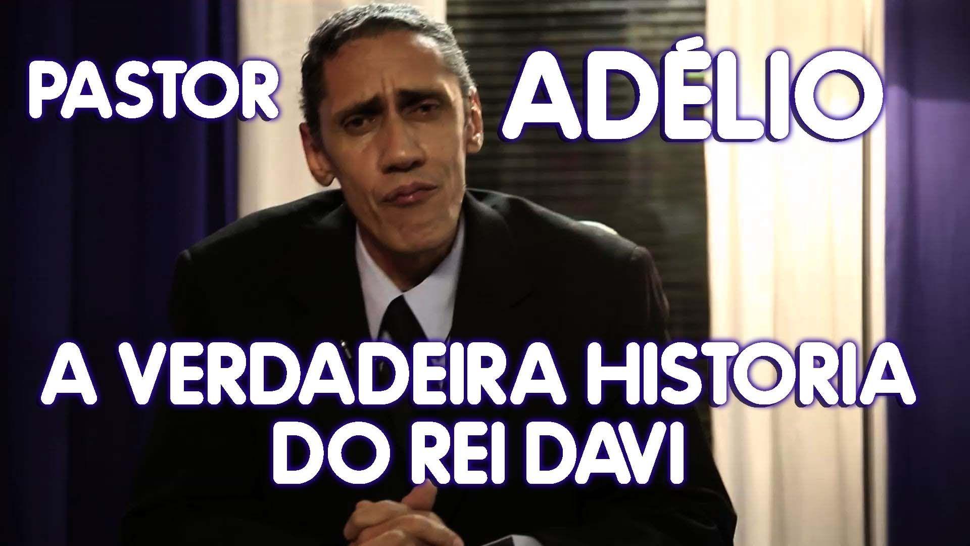 Pastor Adelio - Adulterio de Davi - (Minister Adelio Talks about King Da...