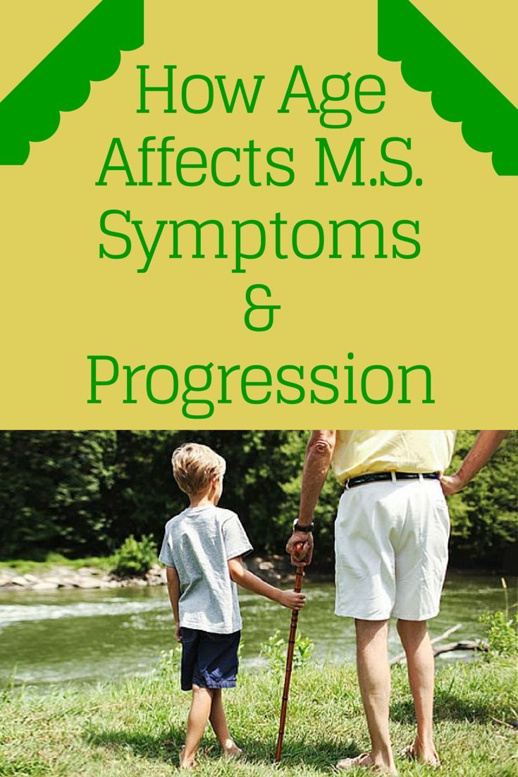 My Experience With the Progression of Multiple Sclerosis
