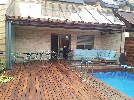 Ecocristal empresa de toldos para terrazas p rgolas patios al mejor precio toldos a medida - Tipos de toldos para terrazas ...