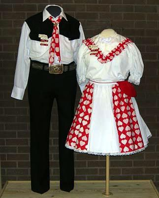 8e7506b49349 Western Square Dance Apparel | square dance clothing includes men's western  shirt and ladies square .