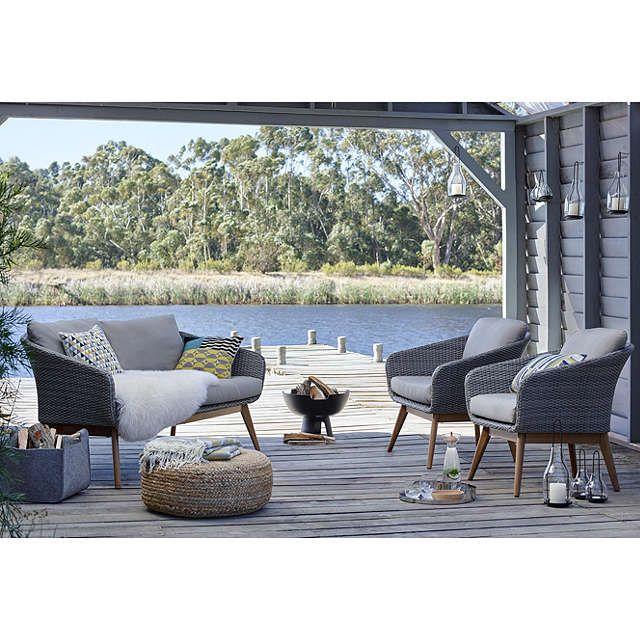 Furniture Deals Com: BuyJohn Lewis Bergen 2-Seater Sofa, FSC-Certified