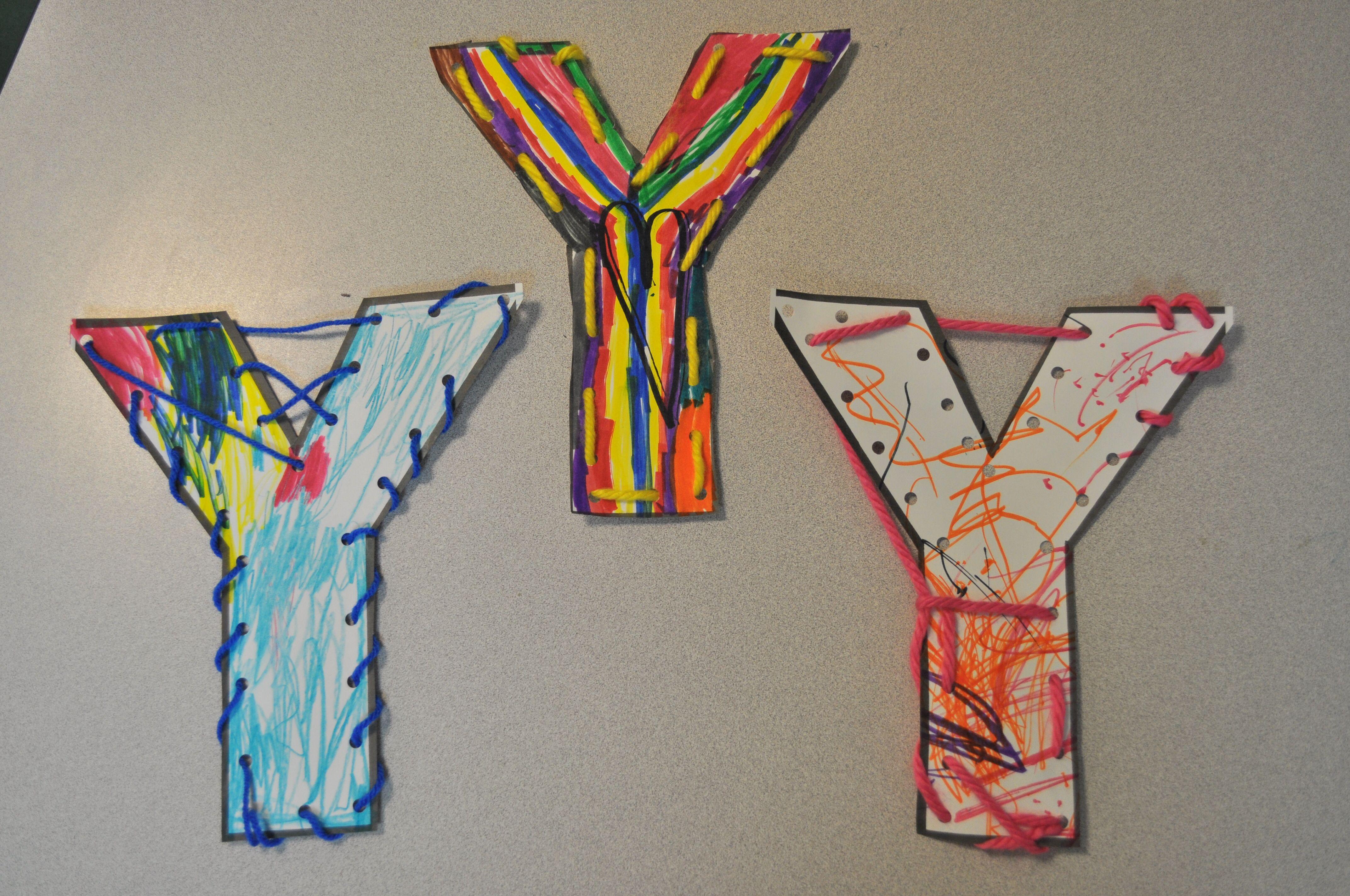 yarn activities for preschoolers y is for yarn preschool yarns 733