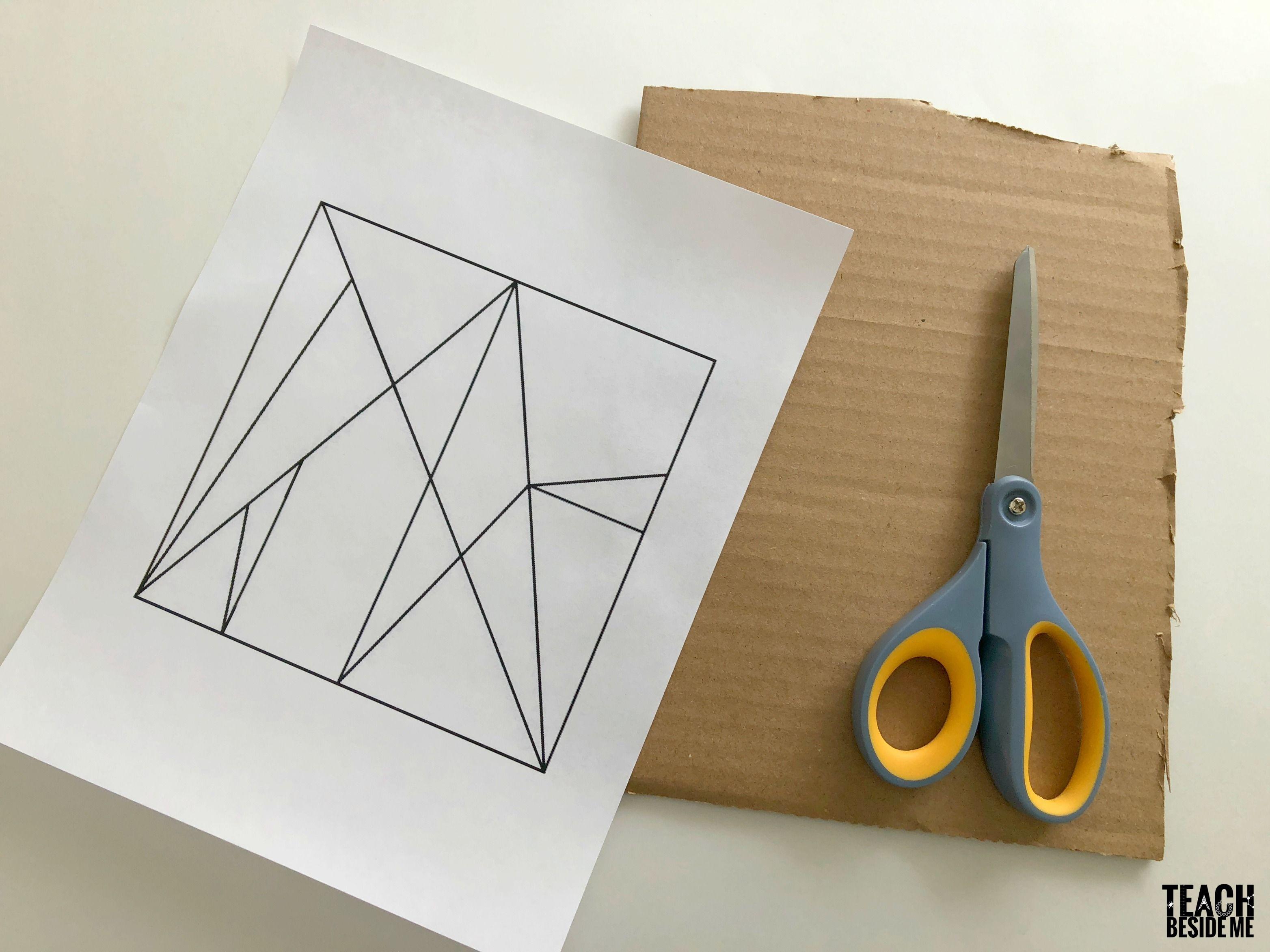 Archimedes Ostomachion Math Puzzle