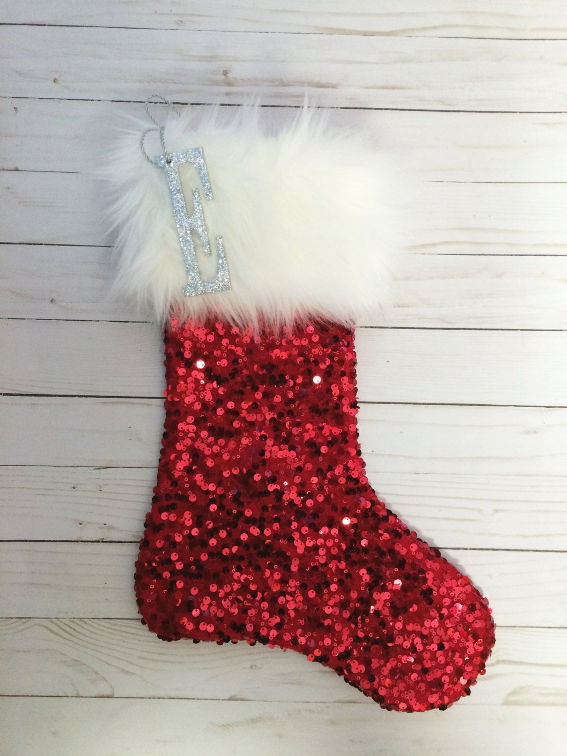 a79d02012 Red Christmas Stocking