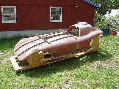Bill Thomas Cheetah Funny Car Fiberglass Body Mold Drag Race Car