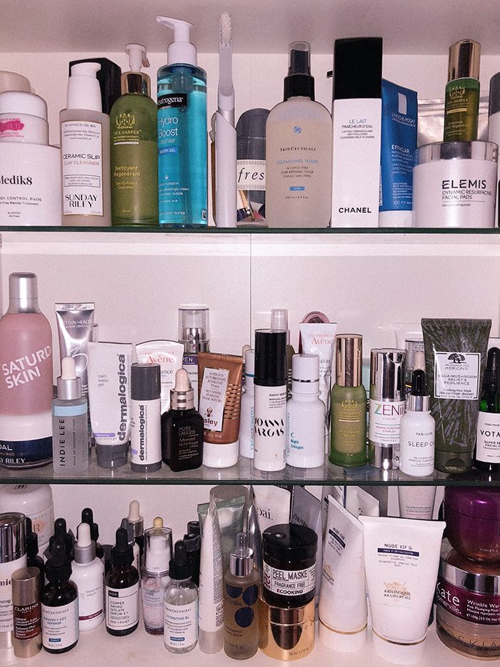 Beauty Storage Ideas: Emma Hoareau Cabinet