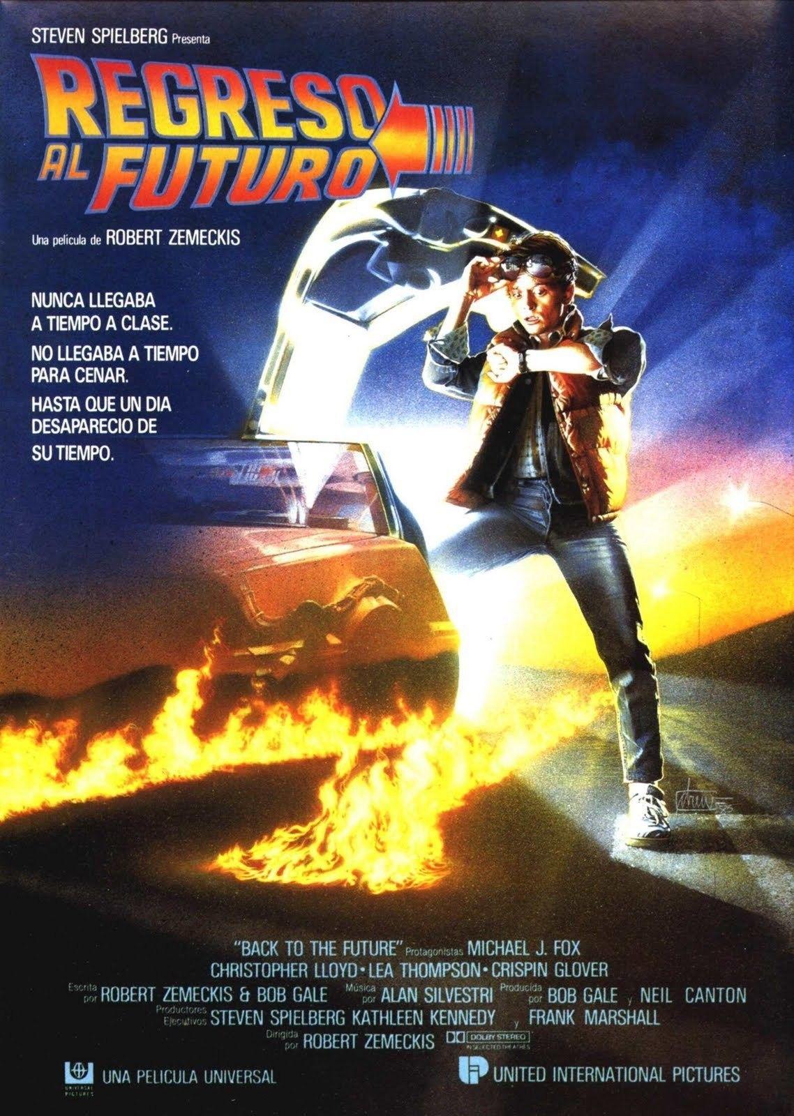 Regreso al futuro 1985 ver pel culas online gratis ver regreso al futuro