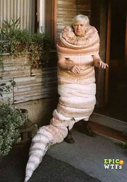 Worm Woman How To Lose Neighbors The Spice Must Flow Funny