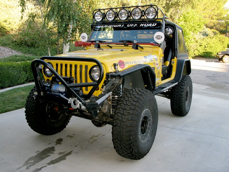 Yellow Jeep With Black Accents Jeepforum Jeep Black Accents