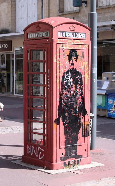 Intresting Streetart in London / UK