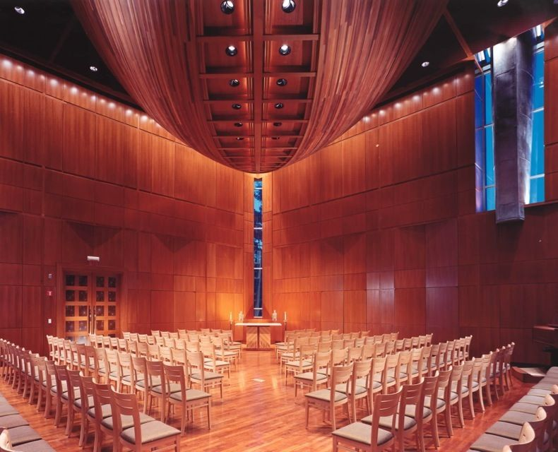 Glavin Family Chapel Babson College, Wellesley, MA by