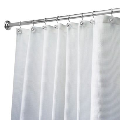 I Could Keep The Shower Curtain Simple Long Shower Curtains