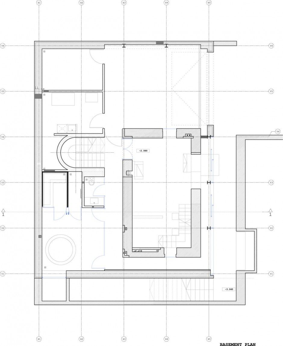 modern home architecture blueprints. Wonderful Blueprints Modern Home Architecture Blueprints A Family House In Pavilniai Regional  Park By Architectural Bureau G Intended Modern Home Architecture Blueprints 8