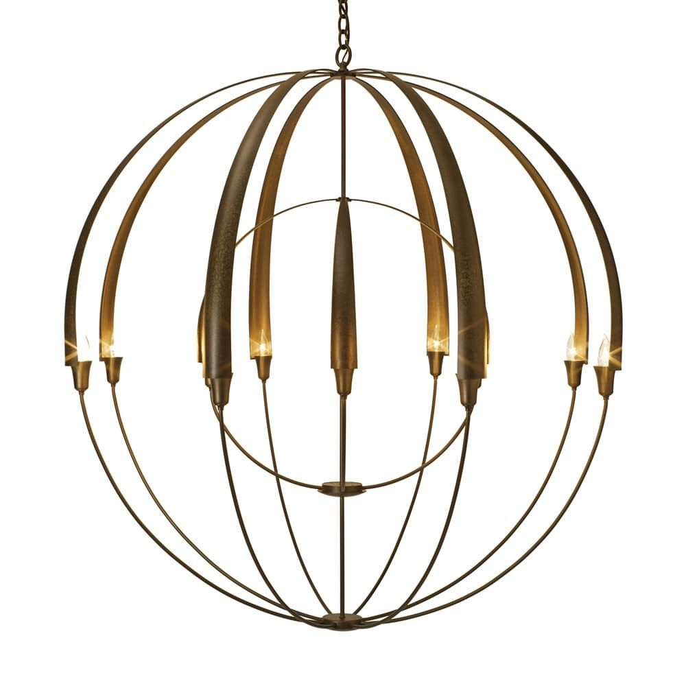 Shop hubbardton forge 194248 1003 cirque 12 light chandelier at the shop hubbardton forge 194248 1003 cirque 12 light chandelier at the mine browse arubaitofo Images