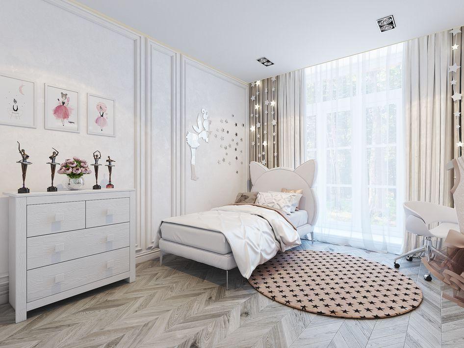 Детская комната для девочки - Галерея 3ddd.ru | Детская ...