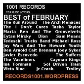 FEBRUARY MIXTAPE https://records1001.wordpress.com/