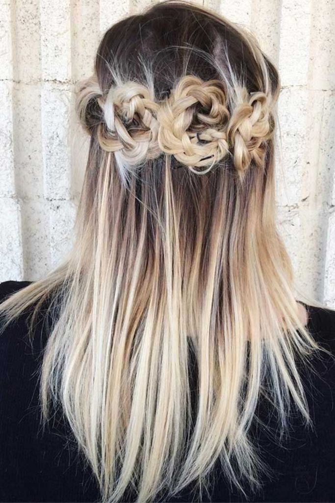 10 Pretty and Unique Braided Rose Ideas You Must See | Rose braid, Long hair styles, Hair styles