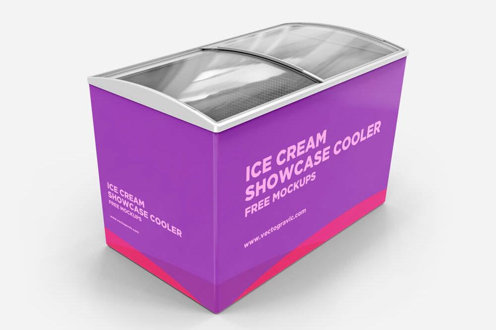 Download 38 Best Ice Cream Mockups For Ice Cream Business 2019 Colorlib Ice Cream Freezer Ice Cream Tubs Ice Cream Business