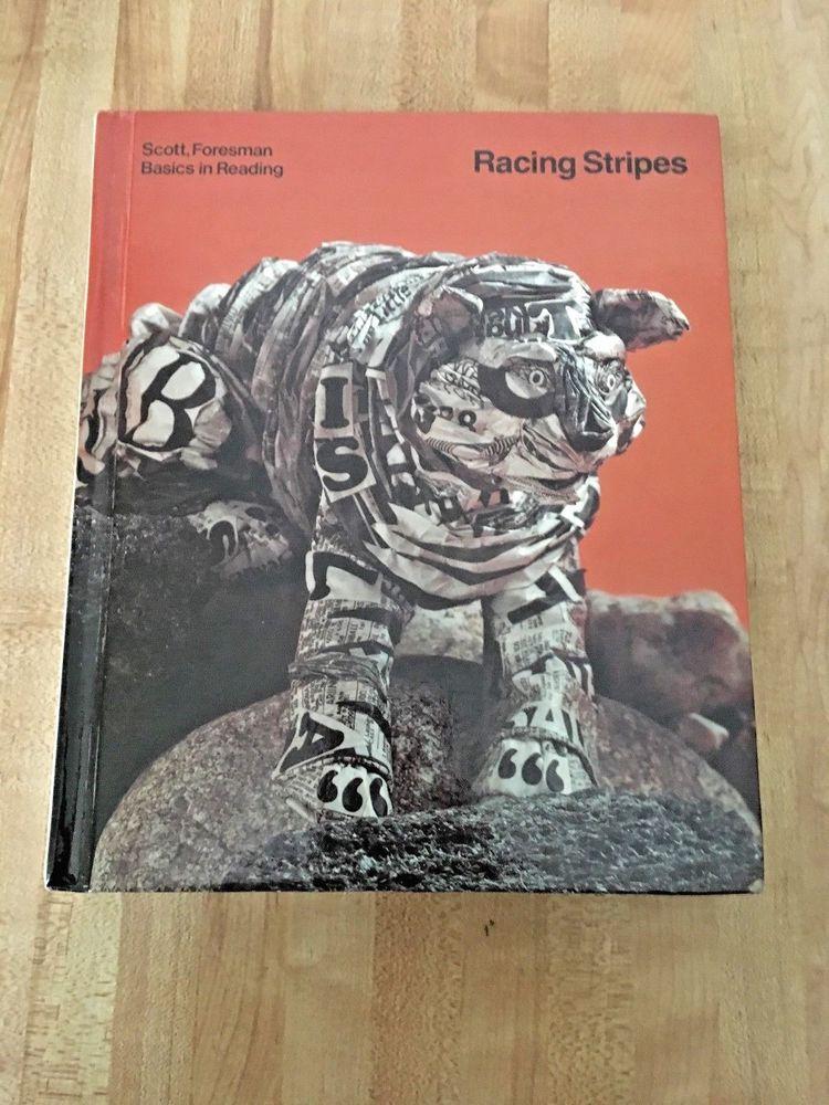 Racing Stripes 1978 Scott, Foresman Basics in Reading