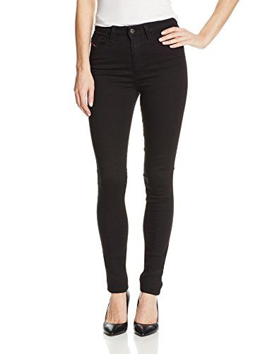 Diesel Women's Skinzee High Waisted Super Skinny Leg Jean 0813E, Black Denim, 29x32 Diesel http://www.amazon.com/dp/B00LHX21MO/ref=cm_sw_r_pi_dp_a7.Fub15RW8G2