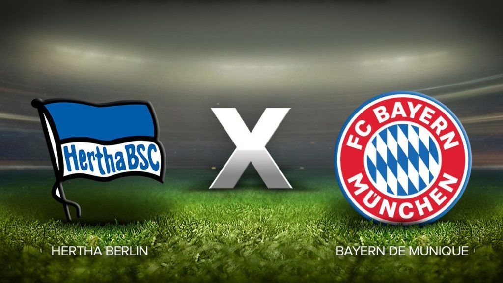 Ao Vivo Hertha Berlin X Bayern De Munique Em Tempo Real Site