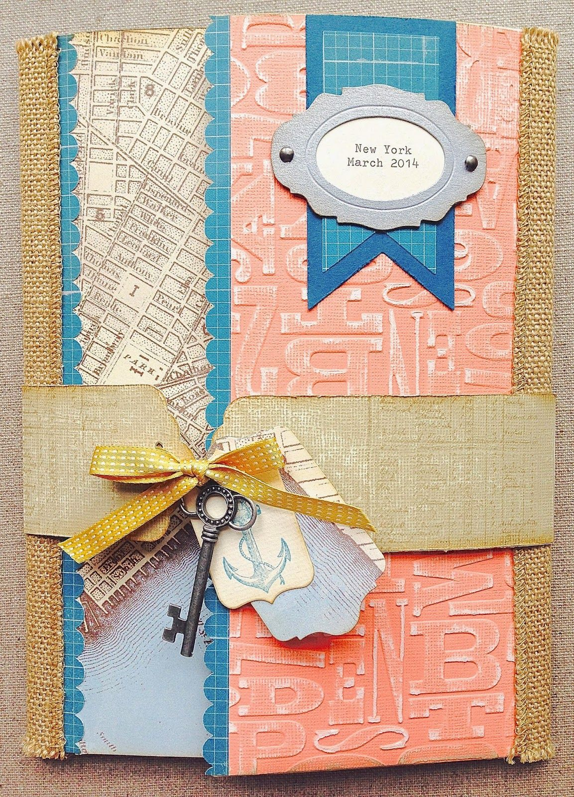 STAMPIN' UP DEMO UK - Jane Goldman  - Petite Fleur Paperie. Soho Subway Travel Log !