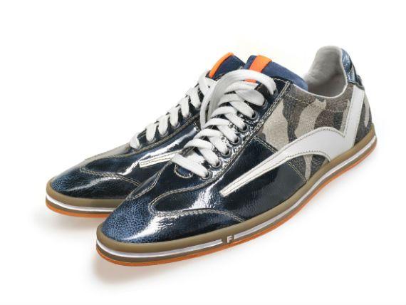 Sapatos e Tênis Masculinos da Floris van Bommel | Rádio Power Strike *