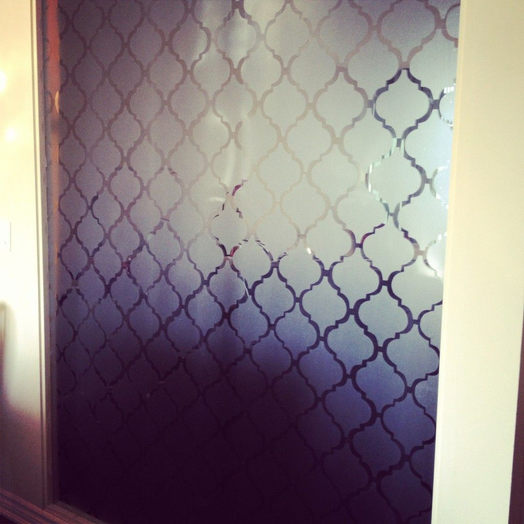 Diy window decals window stencils frosted windows