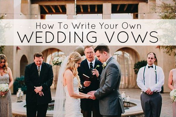 Check Out The 7 Simple Steps To Writing Amazing Wedding Vows